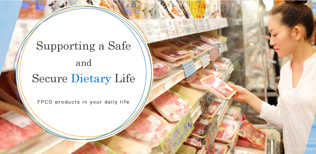 Supporting a safe and secure dietary life